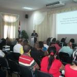 """Presentación del Doctorado de """"Gestión del Desarrollo Local"""""""