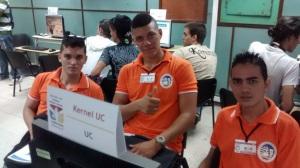 Equipo Kernel UC