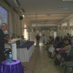 El Dr. C. Jorge García Batán pronunció las palabras de apertura.