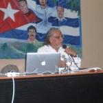 Destacado profesor mexicano Dr.C. Ricardo Cantoral Uriza