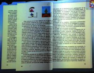 Primerc libro de diseño gráfico en Camagüey.