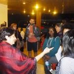 Intercambio académico entre profesores norteamericanos y cubanos.