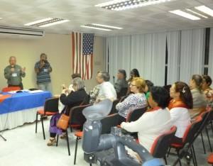Concluye exitoso intercambio docente y científico entre educadores cubanos y norteamericanos,