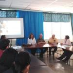 Exponen profesores de la Universidad de Camagüey sus textos sobre temáticas medioambientales.