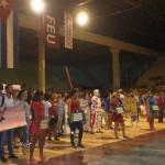 Inauguración del 43 Juegos Taínos.