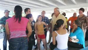 Dialogan autoridades de la provincia con estudiantes de la Universidad de Camagüey.