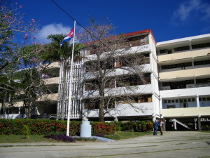 Universidad de Camagüey.