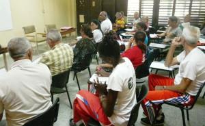 Curso Nacional de Educación Física.