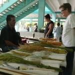 Granos: muestra premiada en la Feria de Agrodiversidad