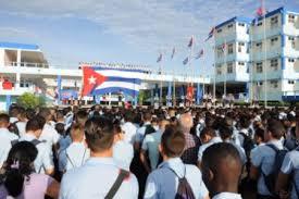 Centro Mixto Máximo Gómez Báez de Camagüey repudia subversión contra Cuba.