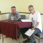 Conferencia de Prensa de la UIC.