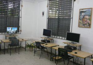 Laboratorio para los proyectos VLIR.