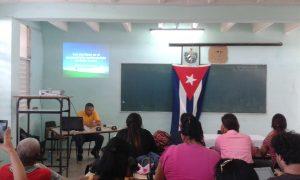 Celebraron en la UC Día del Botánico Cubano.