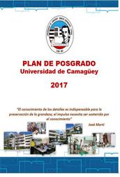 Plan de Postgrados 2017.