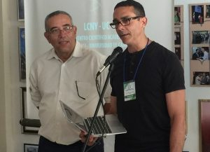 Luis Ramos, por la parte cubana y Gustavo López por la extranjera impartieron excelentes conferencias durante el evento.
