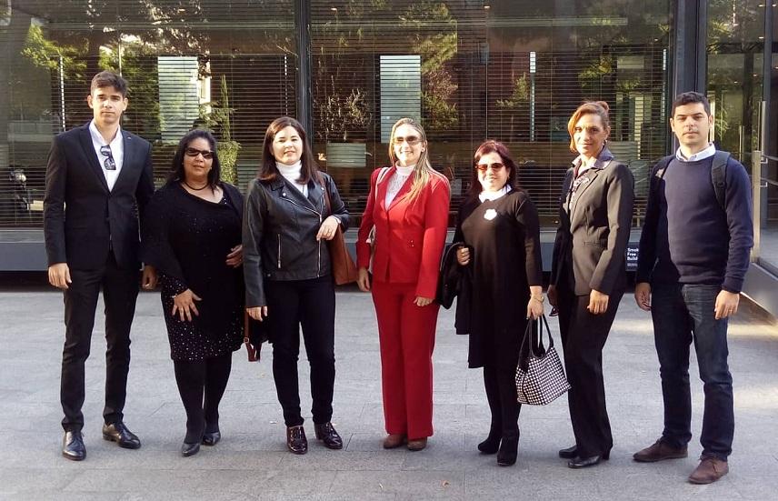 Universidades miembros del Proyecto FORINT intercambian en la Escuela Superior de Administración y Dirección de Empresas de Barcelona.