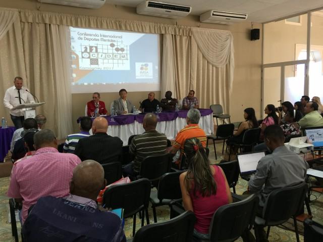 En 2017, la Facultad de Cultura Física fue una de las organizadoras de la I Conferencia Internacional de los Deportes Mentales.