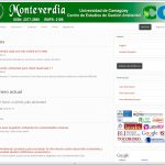 Revista Monteverdia.