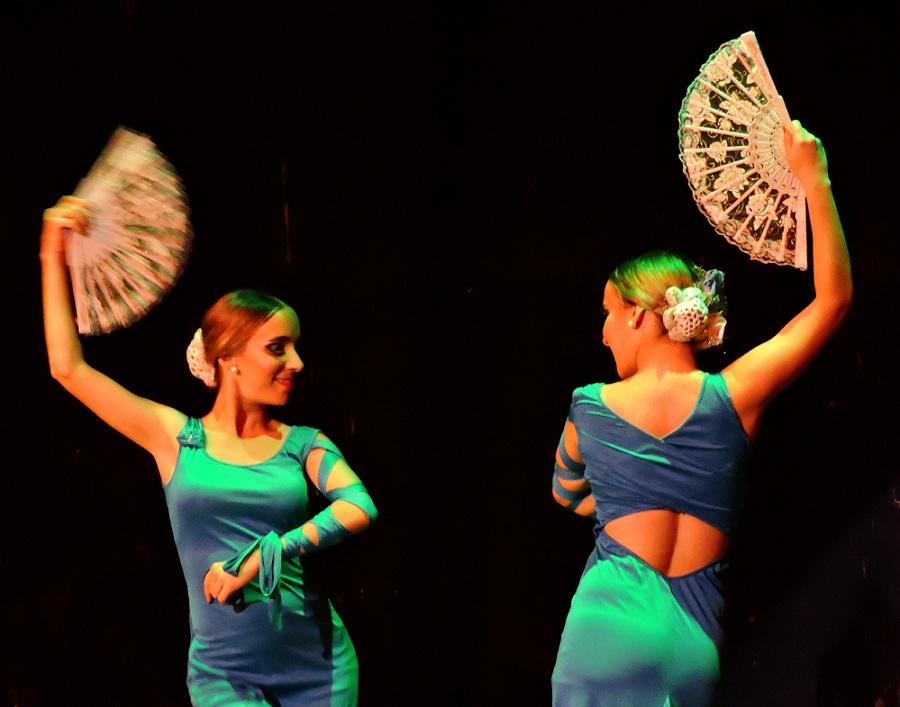 Dúo Alma Flamenca.