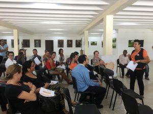 Actividad de la Cátedra de Género, Familia y Sociedad.